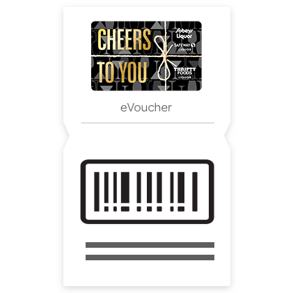 $10 Liquor Gift Card