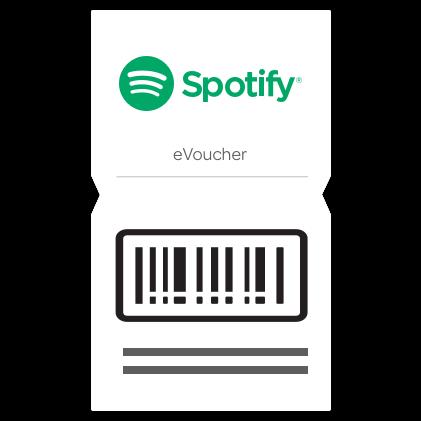 Spotify $10 eGift