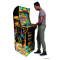 Arcade1Up™ Marvel Super Heroes Arcade Cabinet Special Edition with Custom Riser Included #2