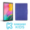 Samsung Galaxy Tab A Tablet with Cover and Samsung Kids App Subscription