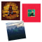 The Kanye Kollection Vinyl Records Bundle - College Dropout, My Beautiful Dark Twisted Fantasy & Ye #1
