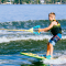 ZUP® You Got This 2.0 Water Board + DoubleZUP Tow Handle and Rope - Blue #3