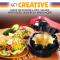 Nostalgia® Taco Tuesday Baked Tortilla Bowl Maker #3
