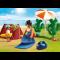Playmobil Large Campground #7