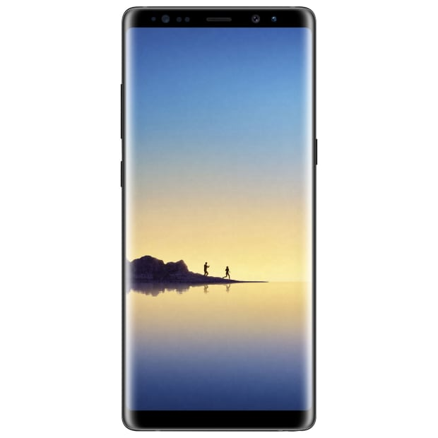 Samsung Galaxy Note 8 - Midnight Black #1