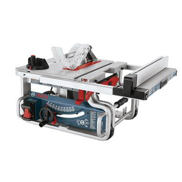 Bosch 10'' Portable Jobsite Table Saw #1