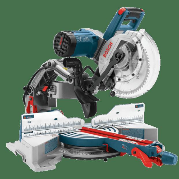 """Bosch CM10GD 10"""" Dual-Bevel Glide Miter Saw"""