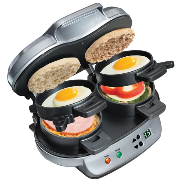 Hamilton Beach® Dual Breakfast Sandwich Maker #1