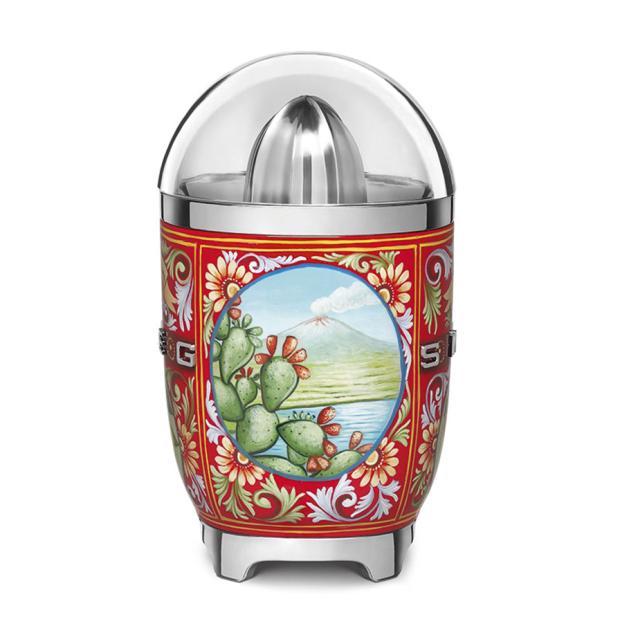 SMEG Dolce & Gabbana Sicily is my Love Citrus Juicer #1