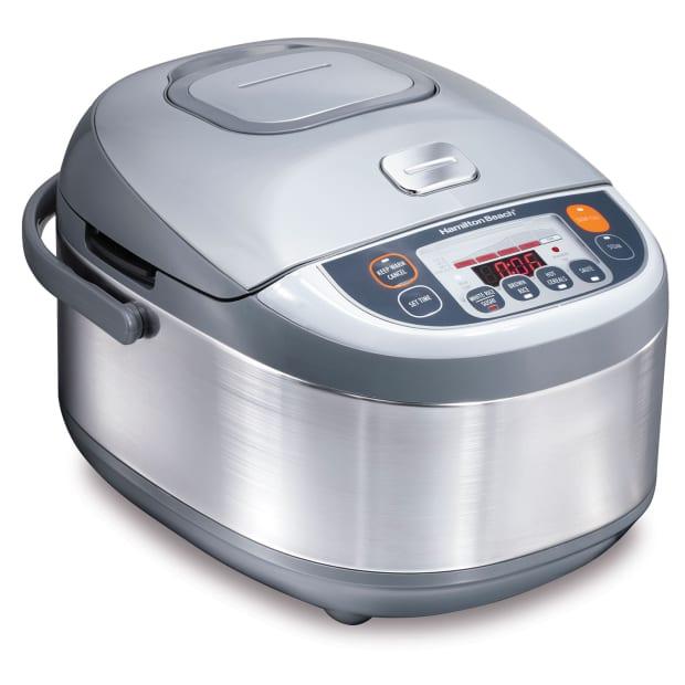 Hamilton Beach® 16-Cup Multifunction Rice Cooker #1