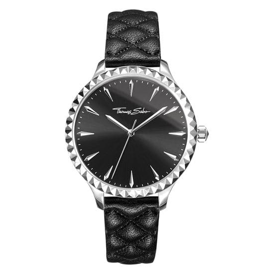 Thomas Sabo Sterling Silver Rebel at Heart Women's Watch #1