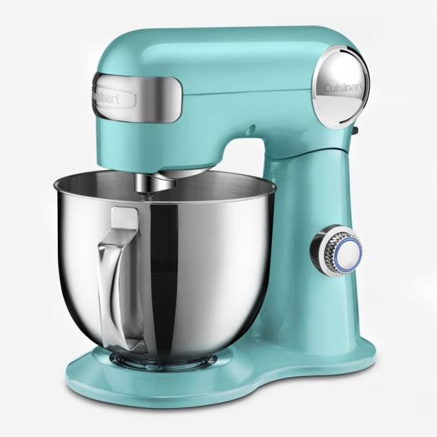 Cuisinart® Precision Master™ 5.5-Quart (5.2L) Stand Mixer - Turquoise #1