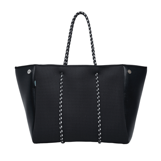 Bag and Bougie Black Bougie Tote #1