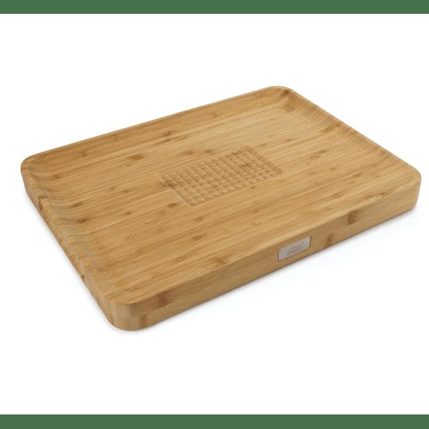 Joseph® Joseph Cut&Carve™ Bamboo™ Chopping Board #1