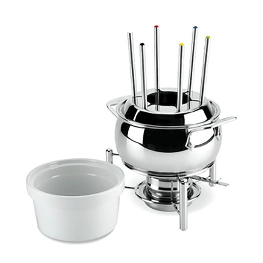 ALL-CLAD Fondue Pot with Ceramic Insert #1