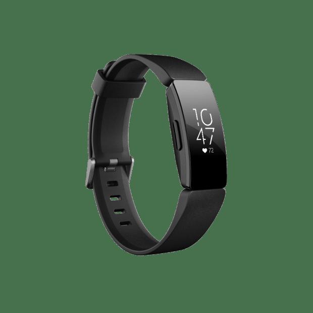 Fitbit Inspire HR Fitness Tracker - Black #1