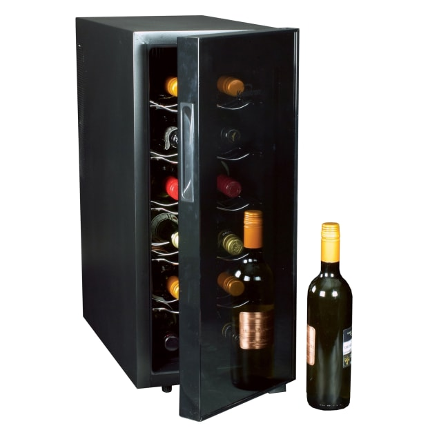 Koolatron 12-Bottle Slim Countertop Wine Cellar
