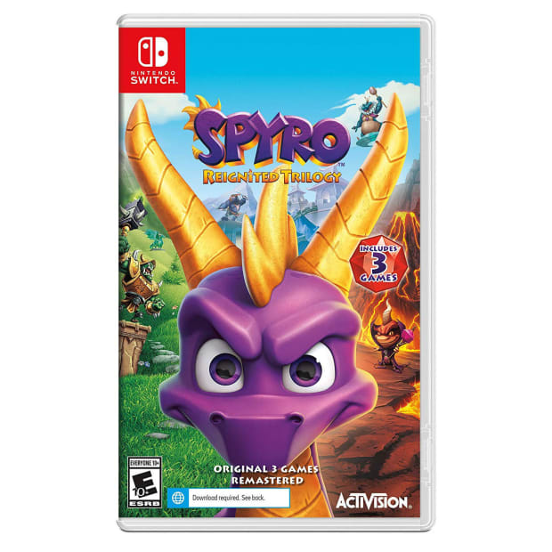 Spyro Reignited Trilogy - Nintendo Switch #1