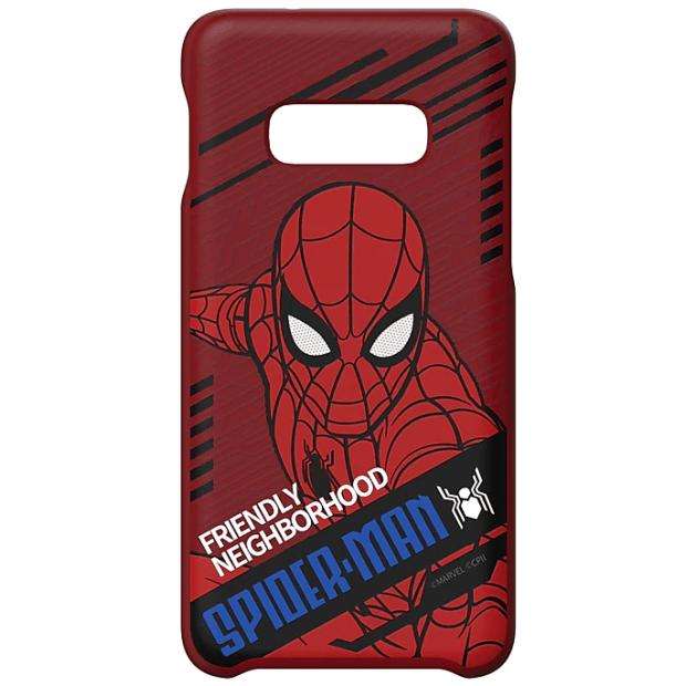 Samsung Galaxy S10e Smart Cover SpiderMan Dynamic #1