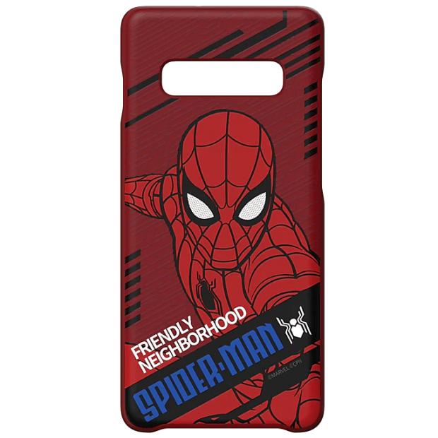 Samsung Galaxy S10+ Smart Cover SpiderMan Dynamic #1