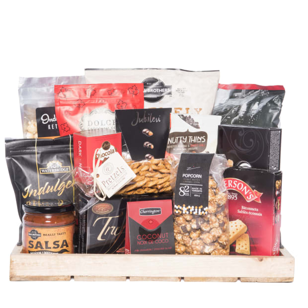 Peter & Paul's Gifts Group Share Medium Gift Basket