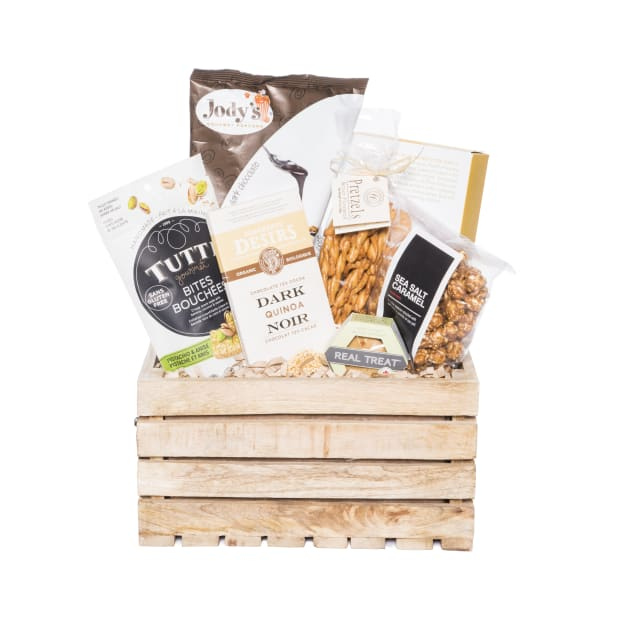 Peter & Paul's Gifts Great Eats Small Gift Basket