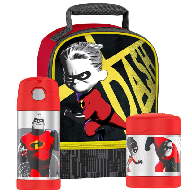 Thermos Incredibles 2 3-Piece Lunch Set