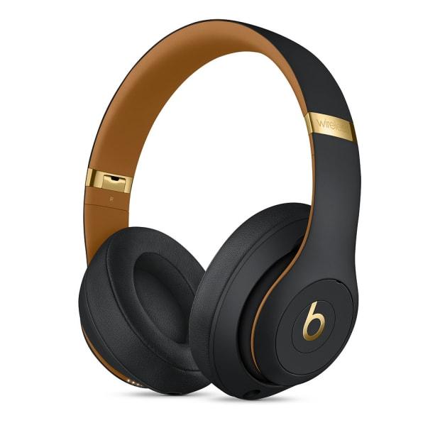Beats Studio3 Wireless Headphones – The Beats Skyline Collection - Midnight Black #1