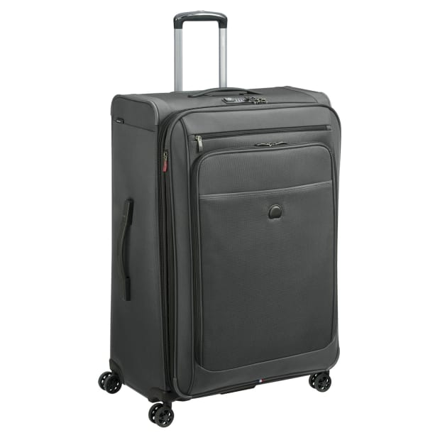 Delsey Helium Pilot 4.0 29'' Expandable Spinner Trolley - Grey #1