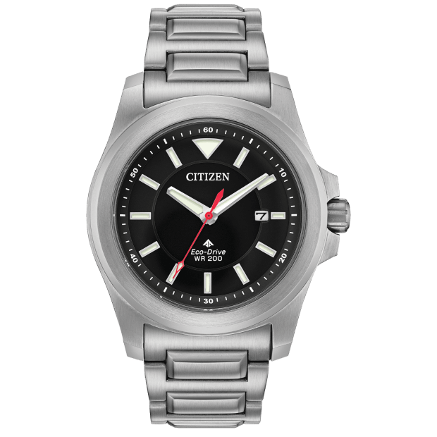 Citizen Men's Eco-Drive Promaster Tough Stainless Steel Watch