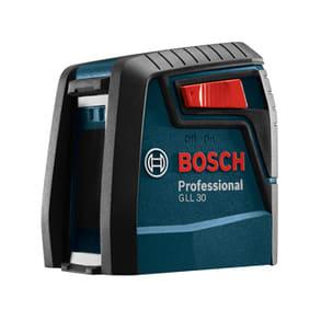 Bosch GLL 30 Self-Leveling Cross-Line Laser #1