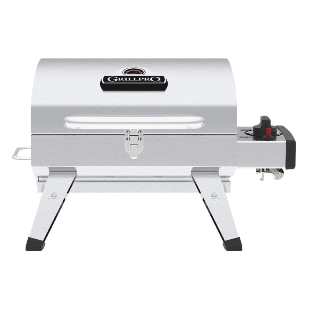 GrillPro Stainless Table Top BBQ - Propane