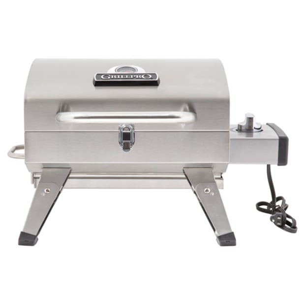 GrillPro Stainless Table Top BBQ - Electric