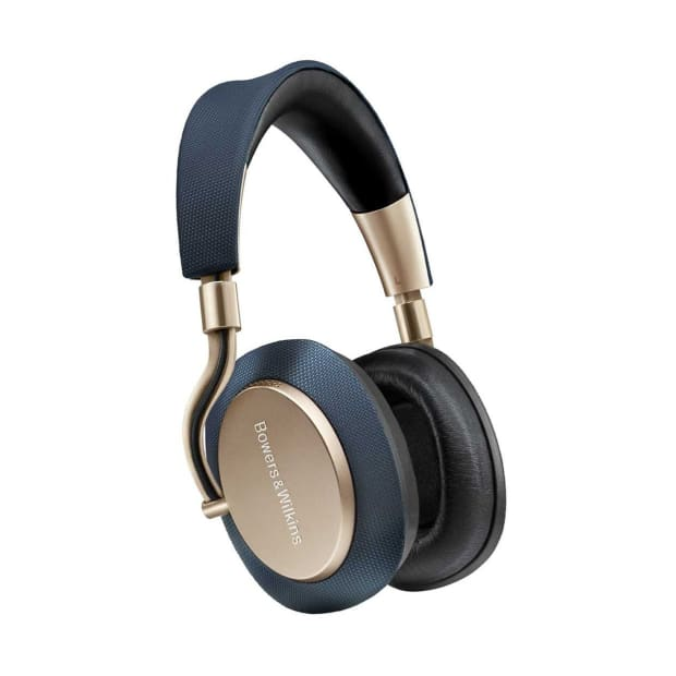 Bowers & Wilkins PX Noise Cancelling Wireless Headphones - Soft Gold #1