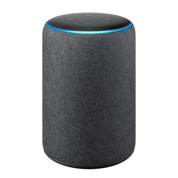 Amazon Echo Plus 2nd Generation - Charcoal #1