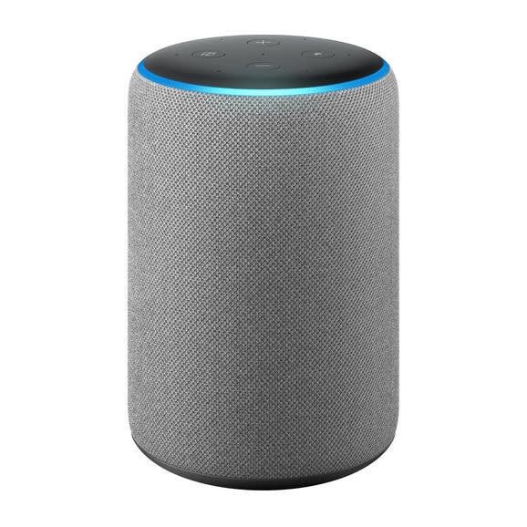 Amazon Echo Plus 2nd Generation - Heather Grey #1