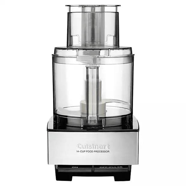 Cuisinart® Custom 14™ 14-Cup Food Processor - Silver #1