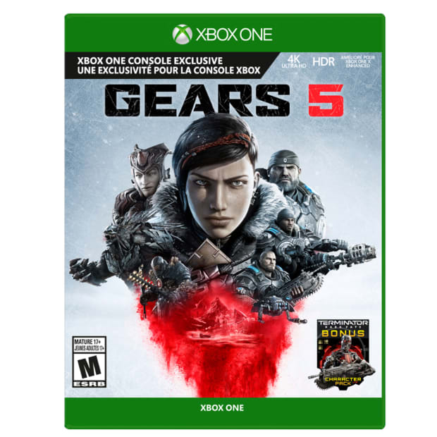Gears 5 - Xbox One #1