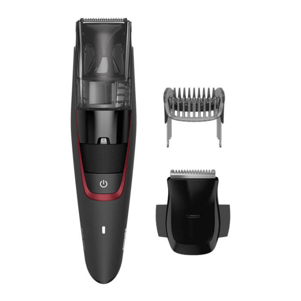 Philips Beardtrimmer Series 7000 Vacuum Beard Trimmer #1