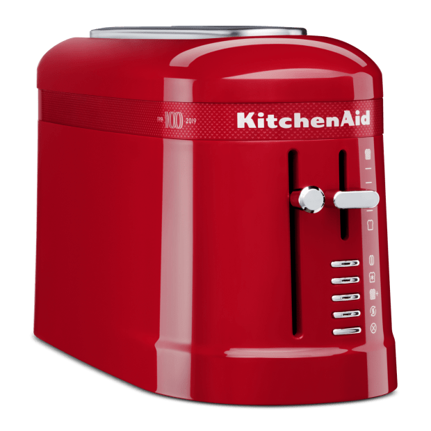 KitchenAid® 100 Year Limited Edition Queen of Hearts 2-Slice Toaster - Passion Red #1