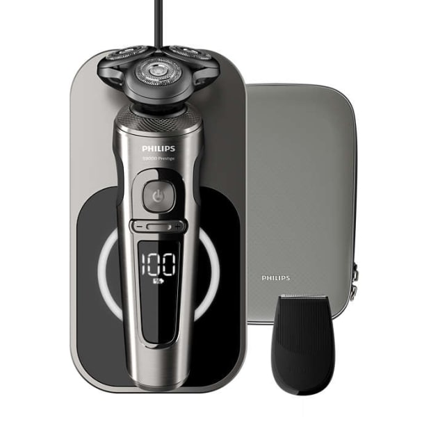 Philips S9000 Prestige Wet & Dry Electric Shaver #1