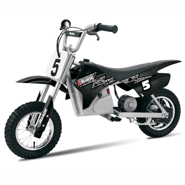 Razor™ MX350 Dirt Rocket Battery-Powered Electric Dirt Bike - Black