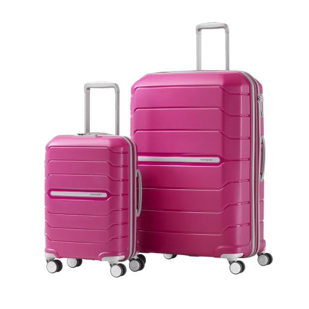 Samsonite Freeform 2-Piece Luggage Set - Limited Edition Pink - Travelling for a Cure #1
