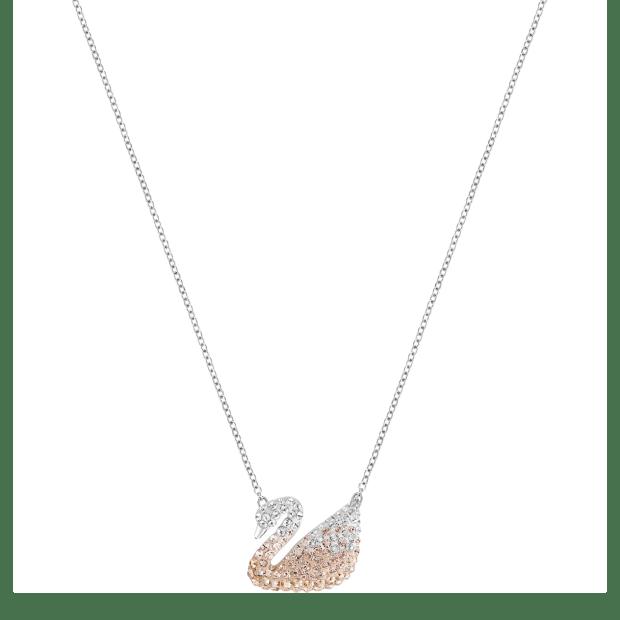 Swarovski Iconic Swan Pendant #1