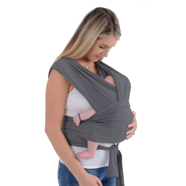 Syki Baby Carrier - Charcoal