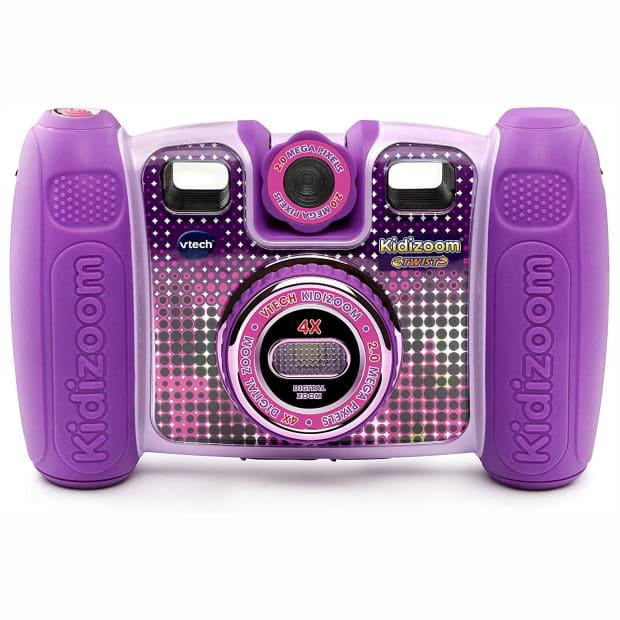 Vtech Kidizoom Twist - Purple - Bilingual #1