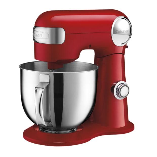 Cuisinart® Precision Master™ 5.5-Quart (5.2L) Stand Mixer - Red #1