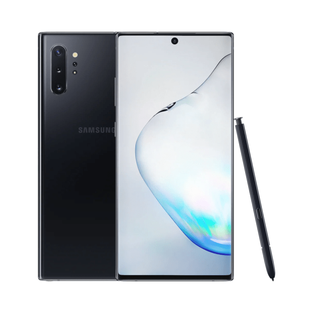 Samsung Galaxy Note10+ - 256GB - Aura Black #1