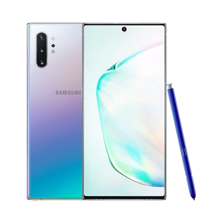 Samsung Galaxy Note10+ - 256GB - Aura Glow #1