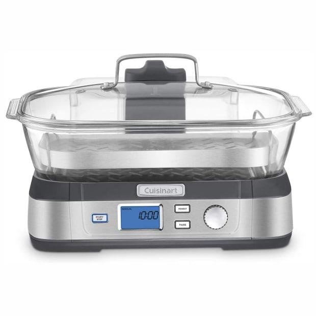 Cuisinart® CookFreshTM Digital Glass Steamer #1